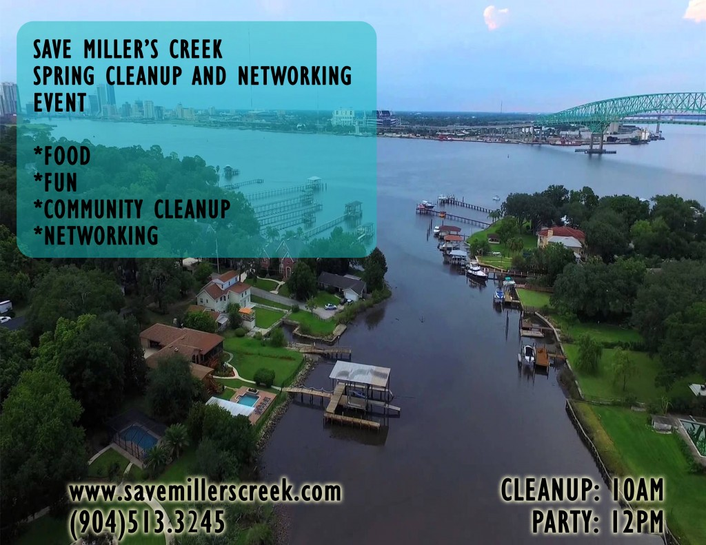 millers creek cleanup